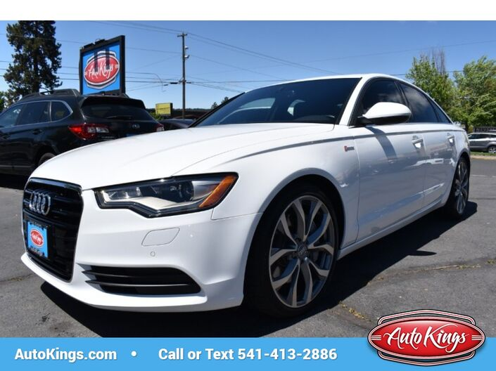 2014 Audi A6 Quattro 3.0T Premium Plus Bend OR