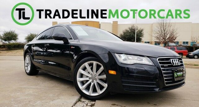2014 Audi A7 3.0 Premium Plus SUPERCHARGED, QUATTRO, NAVIGATION, AND MUCH MORE!!! CARROLLTON TX