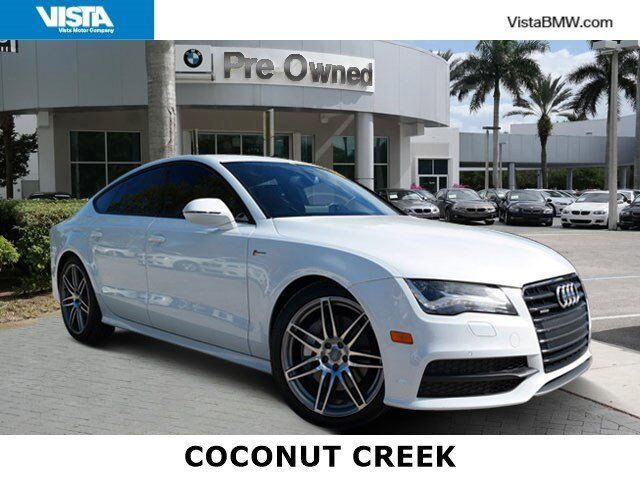 2014 Audi A7 3.0 Prestige Coconut Creek FL