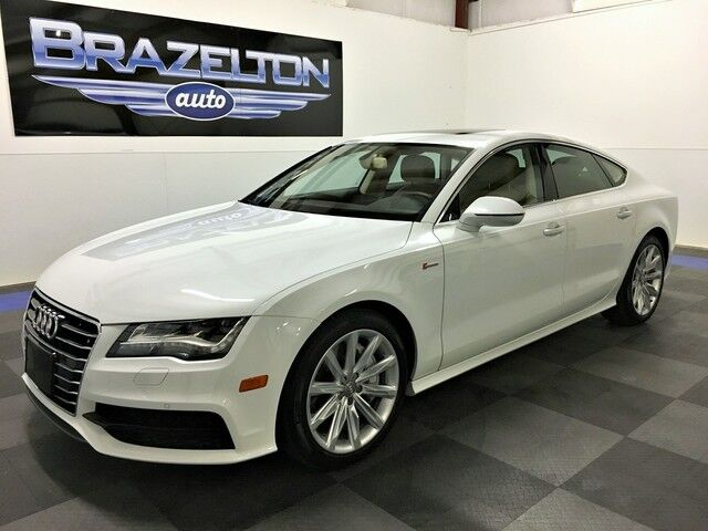 2014 Audi A7 3.0 Prestige, LED Lights Houston TX