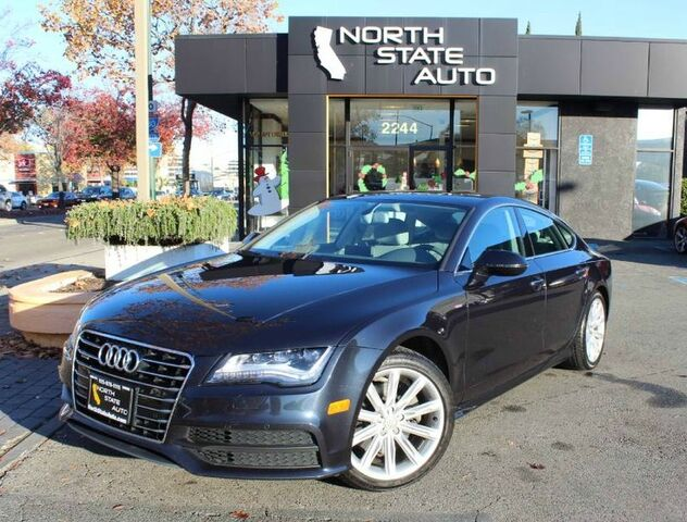 2014_Audi_A7_3.0 TDI Prestige_ Walnut Creek CA