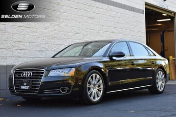 2014_Audi_A8 L_3.0L TDI Quattro_ Willow Grove PA