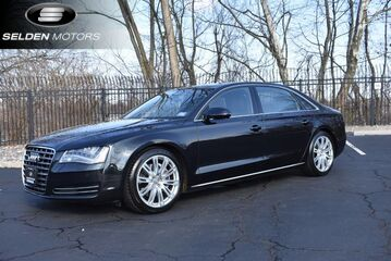 2014_Audi_A8 L_3.0T Quattro_ Willow Grove PA