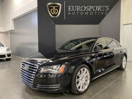 2014 Audi A8 L 4.0T Salt Lake City UT