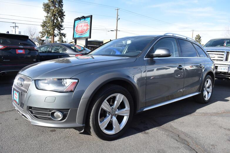 2014 Audi Allroad Quattro Premium Plus Bend OR