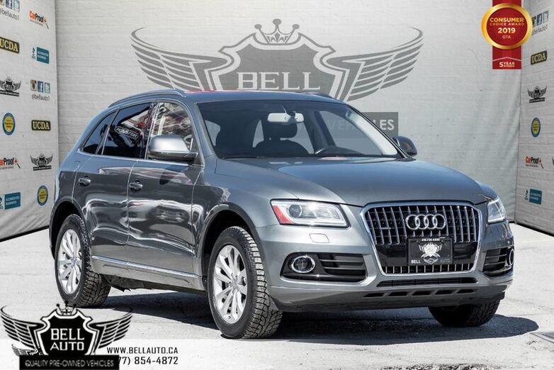2014 Audi Q5 2.0L Progressiv,AWD, PANO ROOF, LEATHER, SENSORS, MEMO SEAT Toronto ON