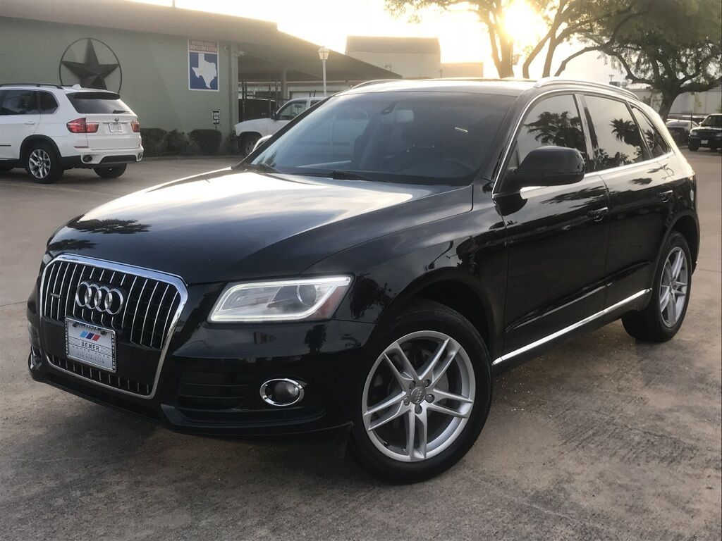 2014_Audi_Q5_2.0T Premium Plus_ Houston TX