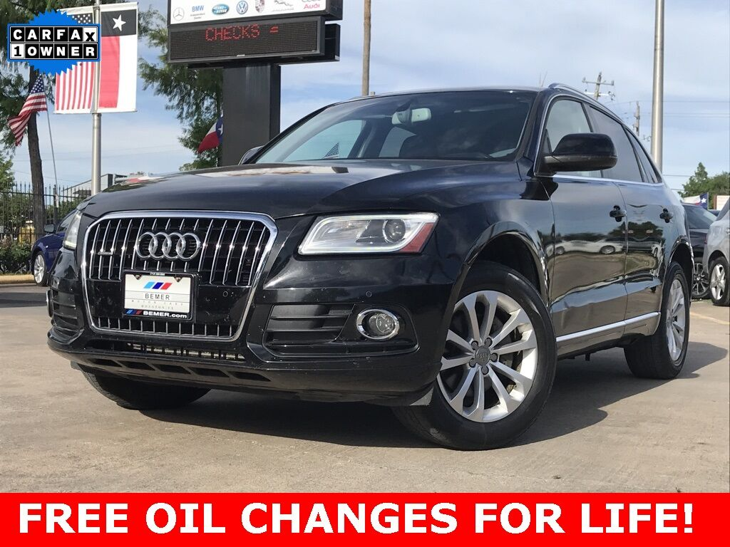 2014_Audi_Q5_2.0T Premium Plus_ Houston TX