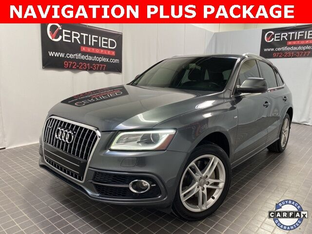 2014 Audi Q5 3.0T Premium Plus Dallas TX