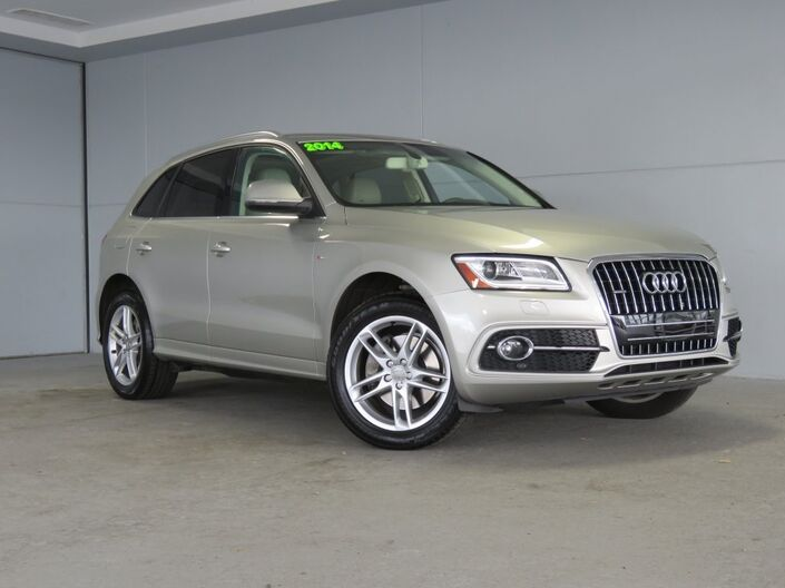 2014 Audi Q5 3.0T Prestige Merriam KS