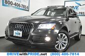 2014 Audi Q5 PREMIUM PLUS AWD 79K HEATED SEATS KEYLESS GO PANO ROOF 18S
