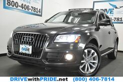 2014_Audi_Q5_PREMIUM PLUS AWD 79K HEATED SEATS KEYLESS GO PANO ROOF 18S_ Houston TX