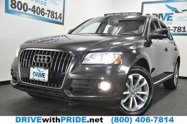 Audi Q5 PREMIUM PLUS AWD 79K HEATED SEATS KEYLESS GO PANO ROOF 18S 2014