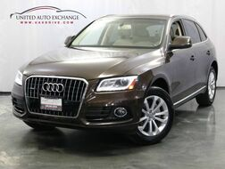 2014_Audi_Q5_Premium Plus / AWD Quattro / Xenon Lights / Panoramic Sunroof / Bang & Olufsen Sound System / Navigation / Parking Aid with Rear View Camera / Push Start_ Addison IL