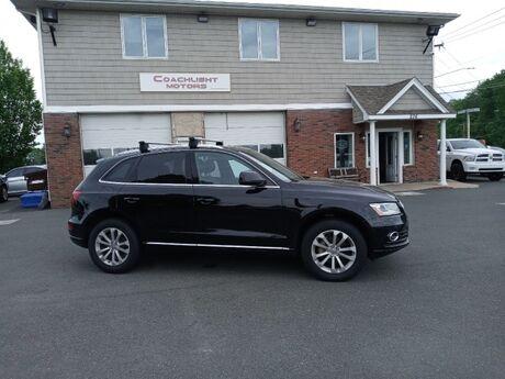 2014 Audi Q5 Premium Plus East Windsor CT