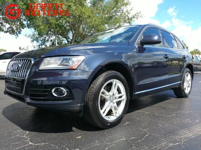 2014_Audi_Q5_Premium Plus_ Fort Myers FL