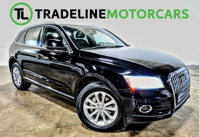 2014 Audi Q5 Premium Plus REAR VIEW CAMERA, LEATHER, SUNROOF AND MUCH MORE!!! CARROLLTON TX