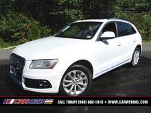 2014_Audi_Q5_Premium Plus_ Fredricksburg VA