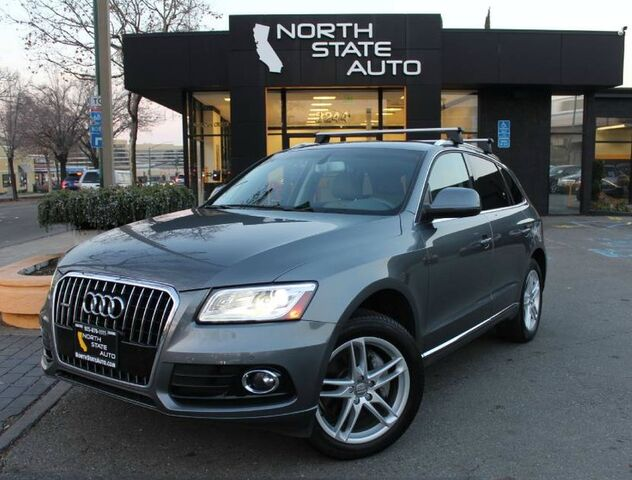 2014_Audi_Q5_Premium Plus_ Walnut Creek CA