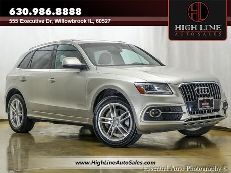 2014_Audi_Q5_Premium Plus_ Willowbrook IL