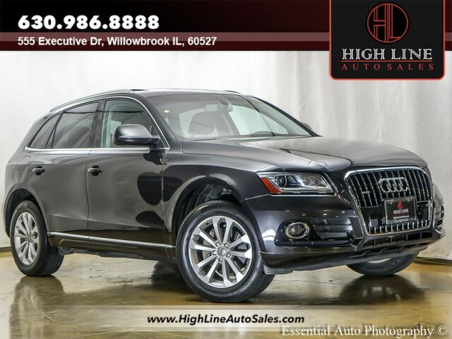 2014 Audi Q5 Premium Plus Willowbrook IL