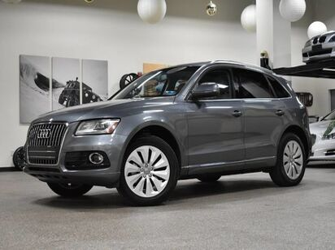 2014_Audi_Q5_Prestige Hybrid_ Boston MA