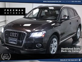 2014 Audi Q5 TDI Prestige Quattro Back-Up Cam Ventilated Seats