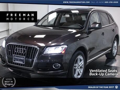 2014_Audi_Q5_TDI Prestige Quattro Back-Up Cam Ventilated Seats_ Portland OR