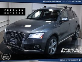 2014 Audi Q5 TDI Quattro Premium Plus Back-Up Cam Nav