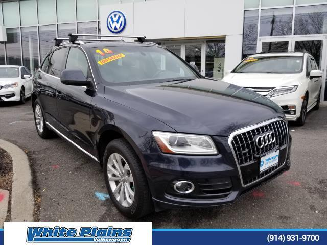 2014 Audi Q5 quattro 4dr 2.0T Premium Plus White Plains NY
