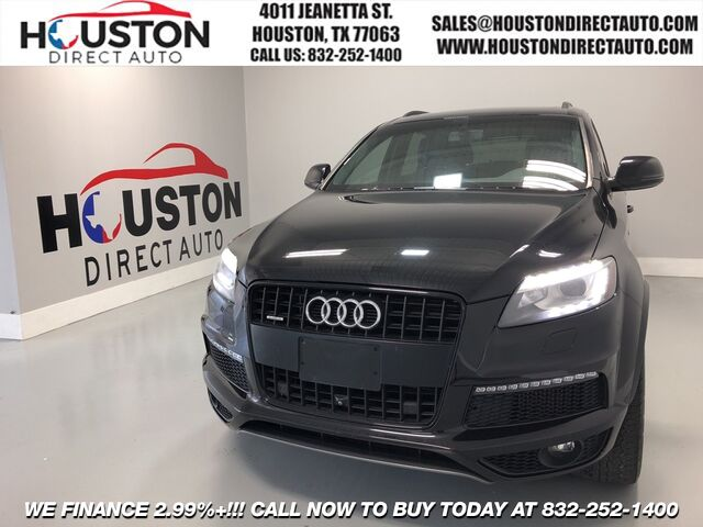 2014 Audi Q7 3.0 TDI Premium Houston TX