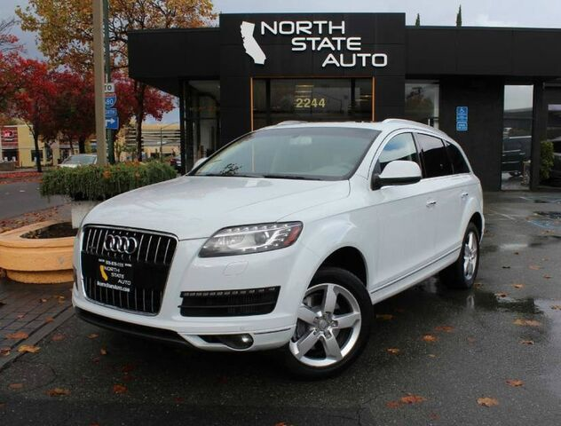 2014 Audi Q7 3.0L TDI Premium Plus Walnut Creek CA