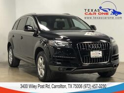 2014_Audi_Q7_3.0T PREMIUM QUATTRO PANORAMA LEATHER HEATED SEATS BLUETOOTH_ Carrollton TX