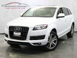 2014_Audi_Q7_3.0T Premium Plus / 3.0L V6 Engine / AWD Quattro / Panoramic Sunroof /Navigation / Bluetooth / Parking Aid with Rear View Camera / Bose Premium Sound System / Side Assist_ Addison IL
