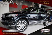 2014 Audi Q7 3.0T Premium Plus Navigation Backup Camera Bose Audio Panorama Roof