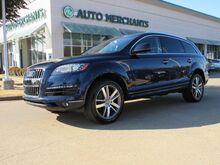 2014_Audi_Q7_TDI quattro Premium PRESTIGE 3.0L 6CYL TURBOCHARGED DIESEL, AUTOMATIC, AWD, LEATHER SEATS_ Plano TX