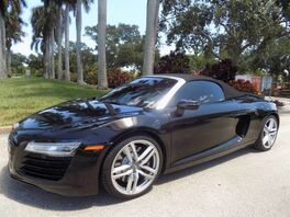 2014_Audi_R8_4.2_ Hollywood FL