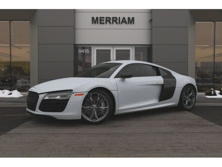 2014_Audi_R8_5.2 quattro_ Merriam KS