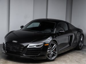 2014_Audi_R8_V8_ Akron OH