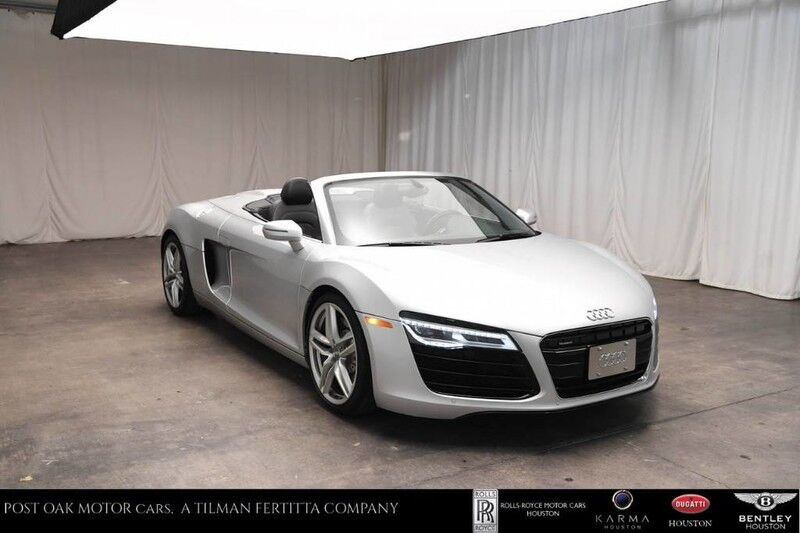 2014 Audi R8 V8 Houston TX