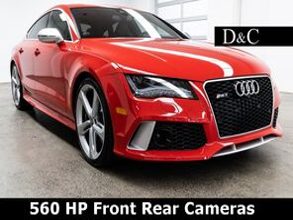 2014_Audi_RS 7_4.0T Prestige quattro 560 HP Front Rear Cameras_ Portland OR