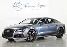 2014 Audi RS 7 Prestige Carbon Optic Pkg B&O Sound Drvr Asst pkg