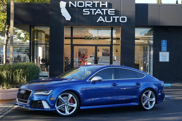 2014_Audi_RS 7_Prestige_ Walnut Creek CA
