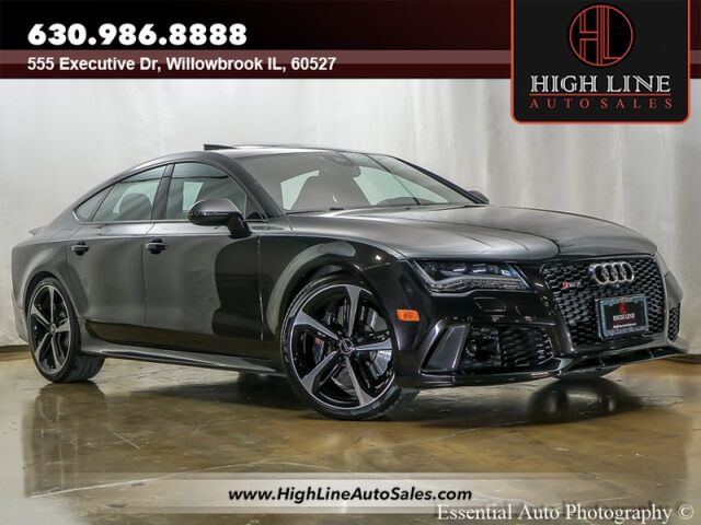 2014 Audi RS 7 Prestige Willowbrook IL