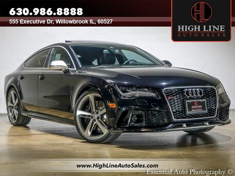 2014_Audi_RS 7_Prestige_ Willowbrook IL