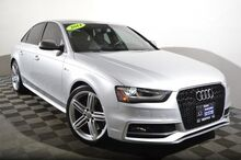 2014_Audi_S4_3.0T Premium Plus quattro_ Seattle WA
