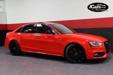 2014_Audi_S4_Premium Plus 4dr Sedan_ Chicago IL
