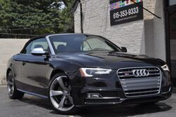 Audi S5 Cabriolet 3.0 Prestige/Quattro/Navigation Plus/Side Assist/Parking System Plus w/ Rear View Camera/3-Zone Climate Control/Heated Seats/LED Lighting Package/Bang & Olufsen Audio 2014