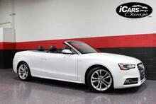 2014 Audi S5 Premium Plus 2dr Convertible