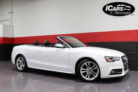 2014_Audi_S5_Premium Plus 2dr Convertible_ Chicago IL